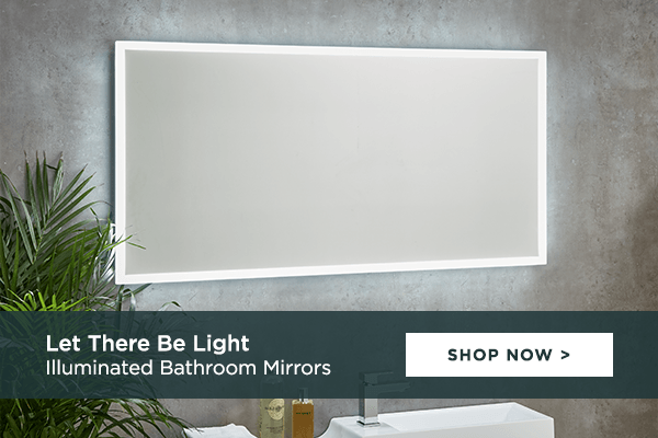 All Illuminated Bathroom Mirrors
