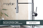 Mayfair Pull Out Kitchen Taps