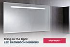 Bring in the Light: Phoenix Illuminated Bathroom Mirrors