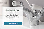 Butler & Rose Next Day Delivery: Timeless style in no time at all