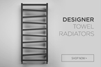 Designer Bathroom Radiators