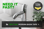 Next Day Basin Taps