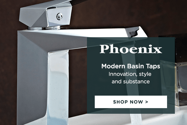 Phoenix Modern Basin Taps: innovation & style