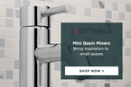 Bring Inspiration to Small Spaces: Mini Basin Mixers