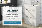 Talk about peace of mind! Vellamo Forever Warranty