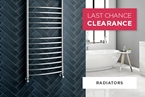 Radiators - Last Chance Clearance