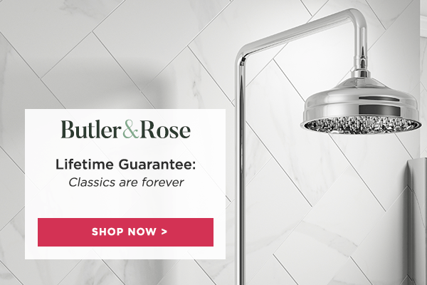 Butler & Rose Lifetime Guarantee: classics are forever