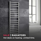 Heating Sale | Radiators and Heated Towel Warmers