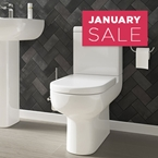Bathroom Sanitaryware January Sale