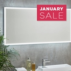 Bathroom Mirrors January Sale