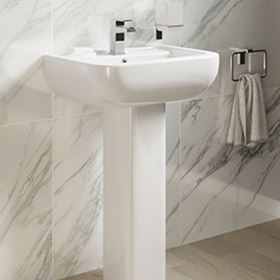 Full Pedestal Basins