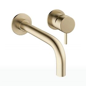 Brass Bathroom Taps
