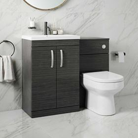 Black Bathroom Furniture