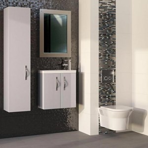 Apollo Compact Bathroom Furniture