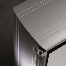 Aluminium Bathroom Cabinets