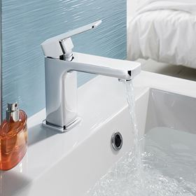 Crosswater Atoll Bathroom Taps