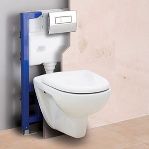 Concealed Cisterns & Wall-Mounting Frames