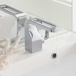 Crosswater KH Zero 1 Bathroom Taps