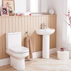 Drench Toilets & Basins