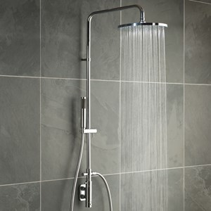 Concealed Shower Sets Exposed