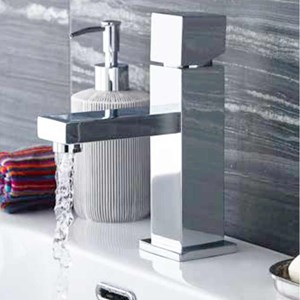 Hudson Reed Kubix Bathroom Taps