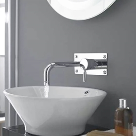 Hudson Reed Tec Lever Bathroom Taps