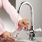Water Filtering Kitchen Taps