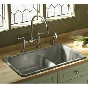Coloured Kitchen Sinks | Grey, Porcelain & More | Tap Warehouse