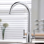 Low Pressure Kitchen Taps