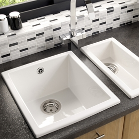 1.5 Bowl Kitchen Sinks