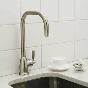 Pewter Kitchen Taps