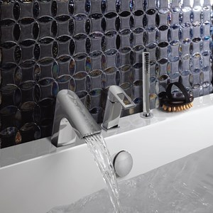 Crosswater Slip Bathroom Taps