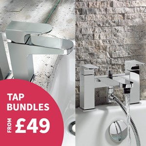 Bathroom Tap Bundles
