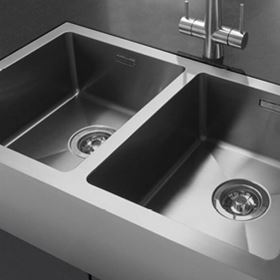 2 Bowl Kitchen Sinks