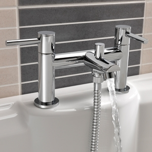 Tre Mercati Poppy Bathroom Taps