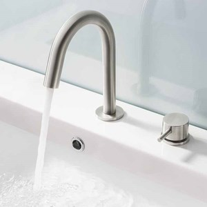 Stainless Steel Bathroom Taps