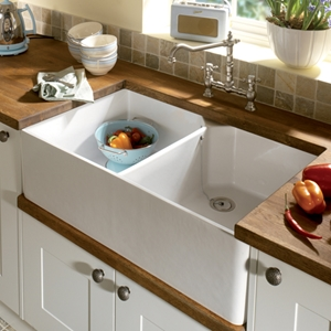 Two Bowl Kitchen Sinks