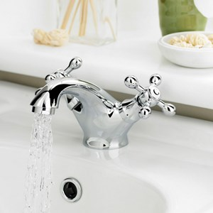 Premier Viscount Bathroom Taps