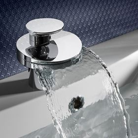 Crosswater Water Circle Bathroom Taps