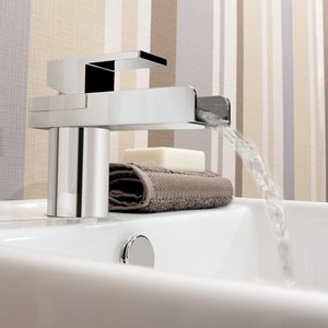 Crosswater Water Square Bathroom Taps