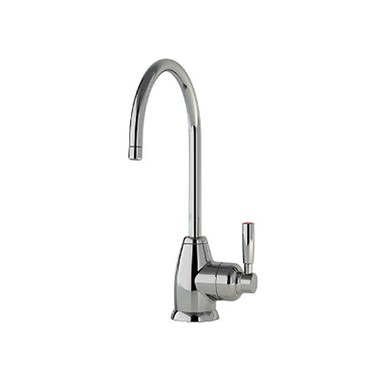 Perrin & Rowe Mimas Mini Instant Hot Water Tap - Pewter