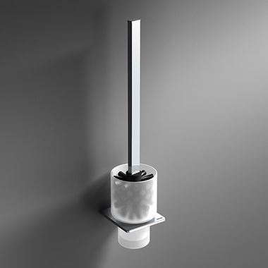 Sonia S Cube Toilet Brush Set