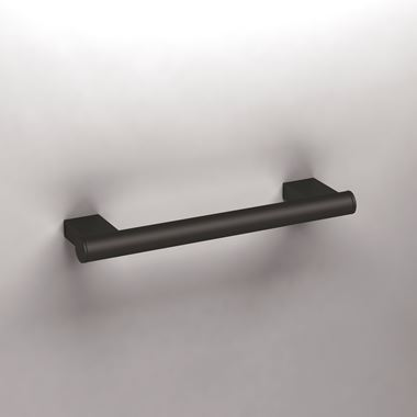 Sonia Lux Straight Grab Bar - Black