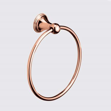 Sonia Genoa Rose Gold Towel Ring