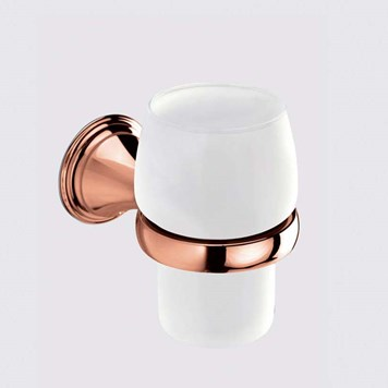 Sonia Genoa Rose Gold Tumblr Holder