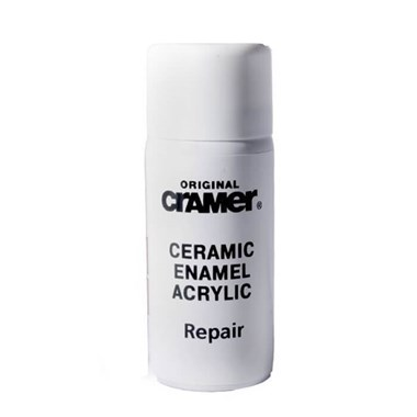 Cramer Professional Repair Spray for Enamel, Ceramic, Acrylic, Metal, Powder Coated & Painted Surfaces