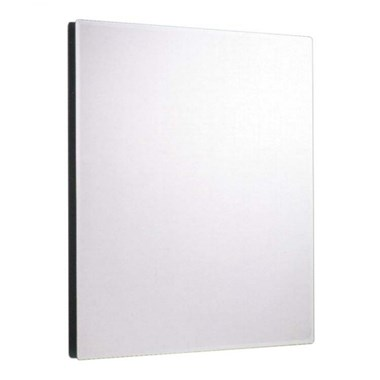 Gedy Rectangular Bevelled Edge Mirror - 700 x 600mm
