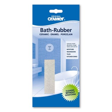 Cramer Professional Ceramic & Enamel Bath Rubber