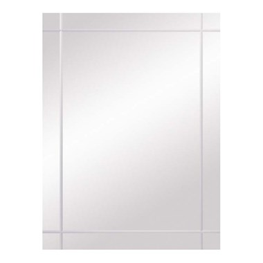 Bathroom Origins Seville Mirror - 450 x 600mm