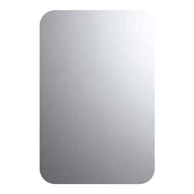 Bathroom Origins Gala Rectangular Mirror - 400 x 600mm